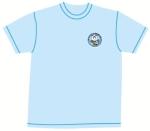 Tシャツブルー
