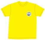 Tシャツ黄